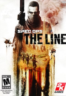 Spec Ops: The Line Steam Key LATAM