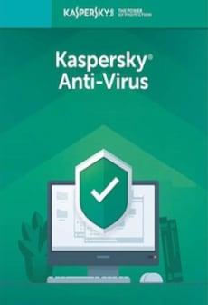 Kaspersky Anti-Virus 2021 (PC) - 1 Device 1 Year - Kaspersky Key - GLOBAL фото
