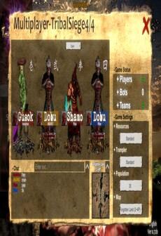 Tribal Siege Steam Key GLOBAL