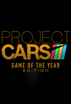 Project CARS Game Of The Year Edition Steam Key
