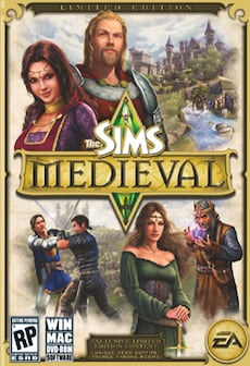 The Sims Medieval Limited Edition EA ORIGIN CD-KEY GLOBAL PC