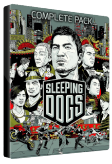 Sleeping Dogs Collection Steam Key GLOBAL