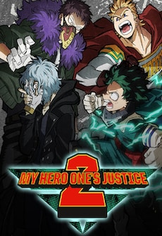 MY HERO ONE'S JUSTICE 2 Deluxe Edition (PC) - Steam Key - GLOBAL