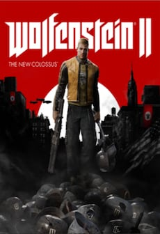 Wolfenstein II: The New Colossus Steam Gift GLOBAL фото