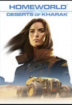 Homeworld: Deserts of Kharak Deluxe Edition Steam Key GLOBAL