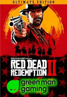 Red Dead Redemption 2 | Ultimate Edition (PC) - Green Gift Key - GLOBAL