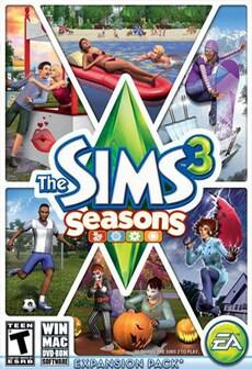 The Sims 3 Seasons Limited Edition DLC EA CD-KEY GLOBAL PC