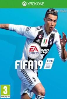 FIFA 19 Standard Edition XBOX LIVE Key GLOBAL