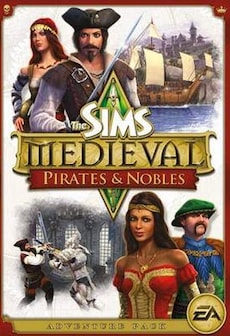 The Sims Medieval Pirates and Nobles DLC STEAM CD-KEY GLOBAL PC