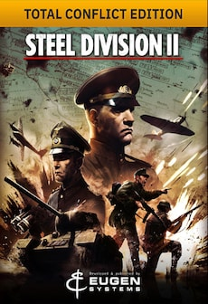 Steel Division 2 Total Conflict Edition Steam Key GLOBAL