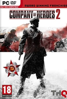 Image of Company of Heroes 2 Steam Key GLOBAL