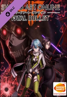 SWORD ART ONLINE: Fatal Bullet Season Pass Steam Key GLOBAL
