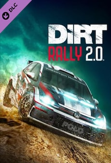 DiRT Rally 2.0 Preorder Bonus Steam PC Key GLOBAL