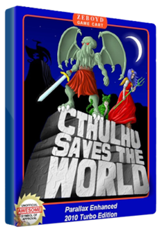 Cthulhu Saves the World Steam Key GLOBAL