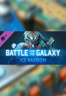 Battle for the Galaxy - Ice Bastion Pack Steam Key GLOBAL
