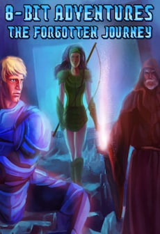8-Bit Adventures: The Forgotten Journey Remastered Edition Steam Key GLOBAL