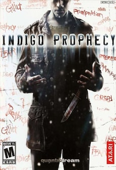 Fahrenheit: Indigo Prophecy Remastered Steam Key GLOBAL