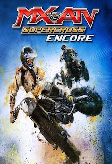 MX vs. ATV Supercross Encore Steam Key GLOBAL фото
