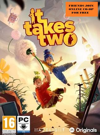 It Takes Two (PC) - Steam Key - GLOBAL