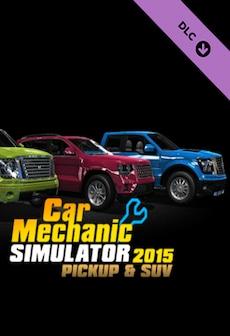 Car Mechanic Simulator 2015 - PickUp & SUV Steam Key GLOBAL