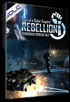 Sins of a Solar Empire: Rebellion - Forbidden Worlds Key Steam GLOBAL