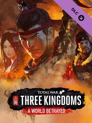 Total War: THREE KINGDOMS - A World Betrayed (PC) - Steam Key - GLOBAL