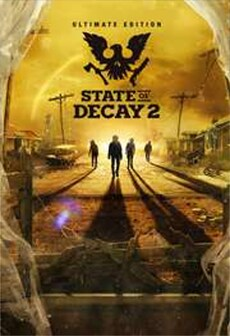State Of Decay 2: Ultimate Edition XBOX LIVE + Windows 10 Key GLOBAL