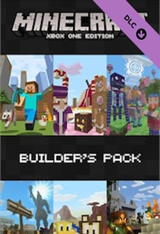 Minecraft Builder's Pack Xbox One Key GLOBAL
