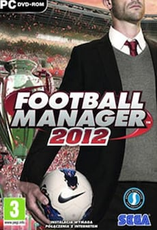 Football Manager 2012 Steam Key GLOBAL