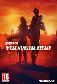 Wolfenstein: Youngblood Standard Edition Xbox One Key GLOBAL