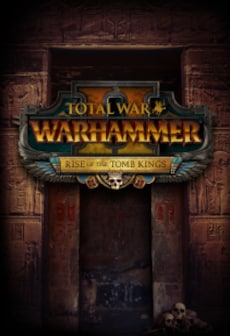 Total War: WARHAMMER II - Rise of the Tomb Kings Steam Key GLOBAL