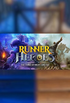 RUNNER HEROES: The curse of night and day - Steam - Key GLOBAL