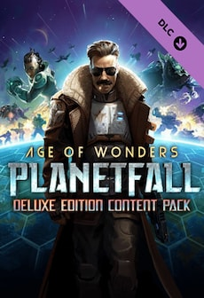 Age of Wonders: Planetfall Deluxe Edition Content Pack Steam Key GLOBAL