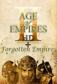 Age of Empires II HD + The Forgotten Expansion Steam Gift GLOBAL