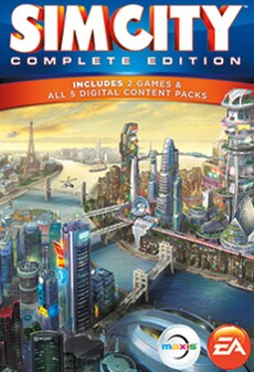 Image of SimCity: Complete Edition Origin Key GLOBAL