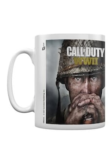 Image of Call of Duty WWII Key Art Mug