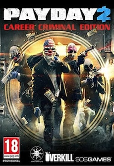 PAYDAY 2: Career Criminal Edition Steam Gift GLOBAL