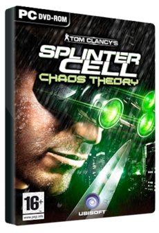 Tom Clancy's Splinter Cell Chaos Theory Ubisoft Connect Key GLOBAL
