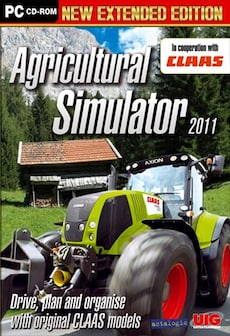 Agricultural Simulator 2011 Extended Edition Steam Key GLOBAL