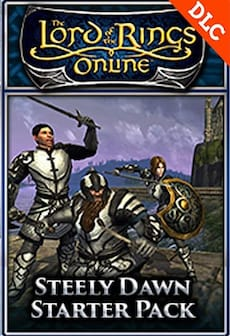 Image of The Lord of the Rings Online: Steely Dawn Starter Pack Key Steam GLOBAL