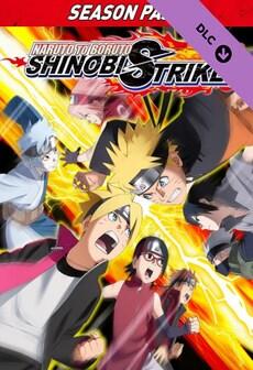 NARUTO TO BORUTO: SHINOBI STRIKER Season Pass (PC) - Steam Key - GLOBAL