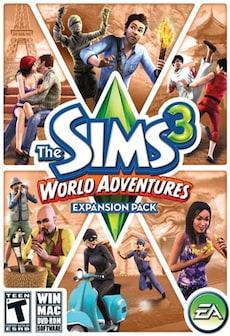 The Sims 3 World Adventures ORIGIN CD-KEY GLOBAL PC