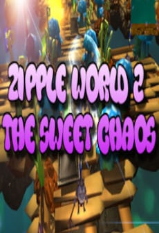 Zipple World 2: The Sweet Chaos Steam Gift GLOBAL