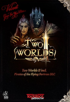 Image of Two Worlds 2 Velvet Edition Steam Key GLOBAL