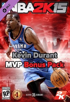 NBA 2K15 - Kevin Durant MVP Bonus Pack Key Steam GLOBAL