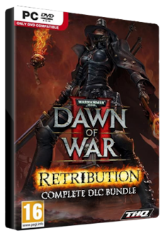 Warhammer 40,000: Dawn of War II: Retribution - Complete DLC Bundle Steam Key GLOBAL