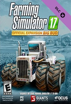 Farming Simulator 17 - Big Bud Pack Steam Key GLOBAL