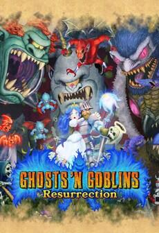 Ghosts 'n Goblins Resurrection (PC) - Steam Key - GLOBAL