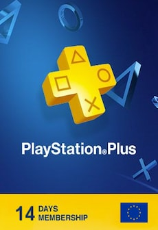 Image of Playstation Plus Trial CARD 14 Days - PSN Key - EUROPE