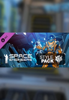Space Engineers - Style Pack Steam Gift GLOBAL